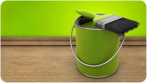 Top 5 green building materials that benefit people and for Eco house paint
